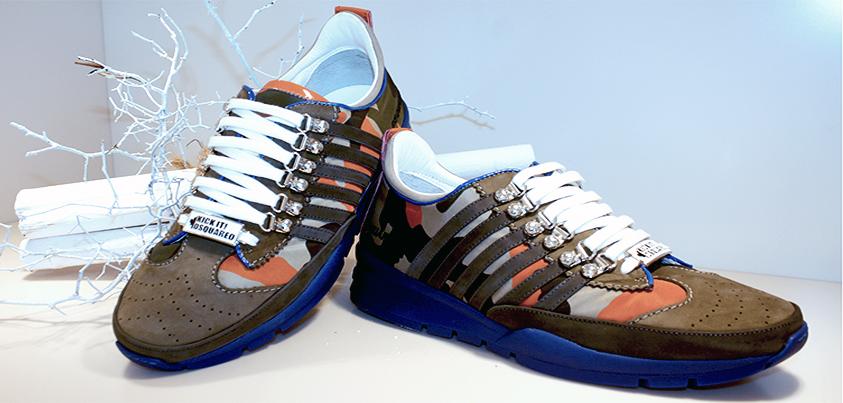 Boutique UomoSneakers Proposta Evolution Luxury Dsquared2 In Moda TlKJFc1