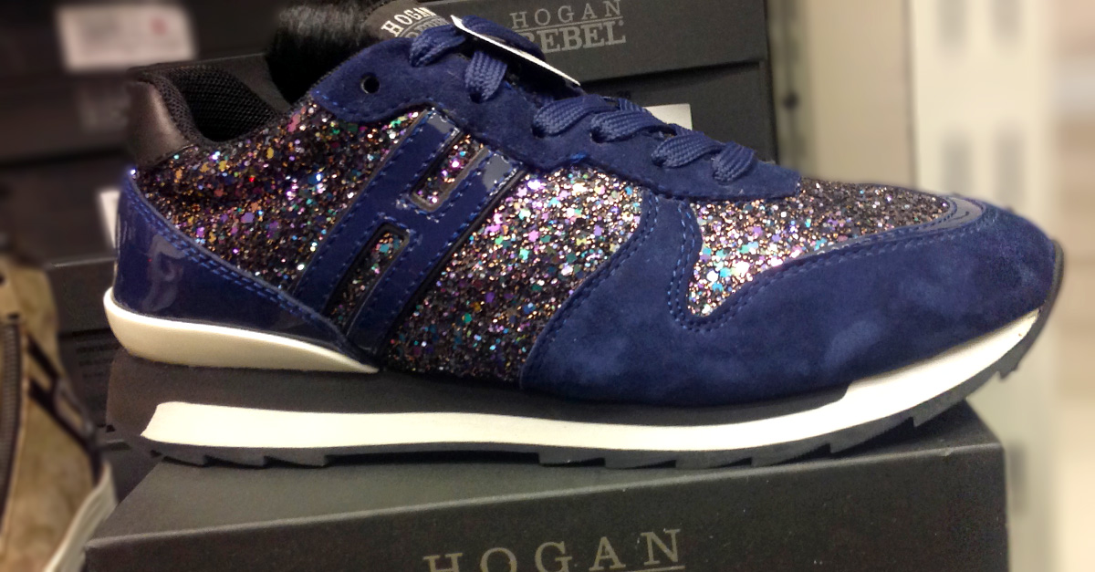 sneakers donna hogan rebel