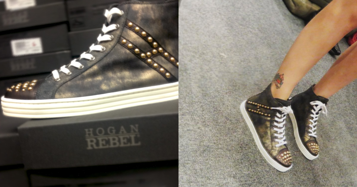 Hogan Rebel 2016 Saldi
