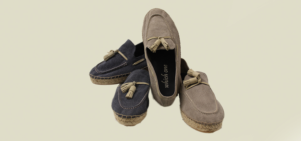 espadrillas evolution