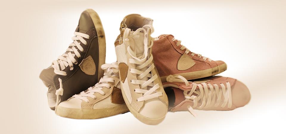 proposta moda junior: calzature per veri duri