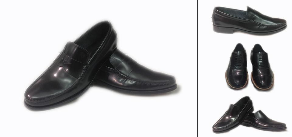 scarpe uomo evolution