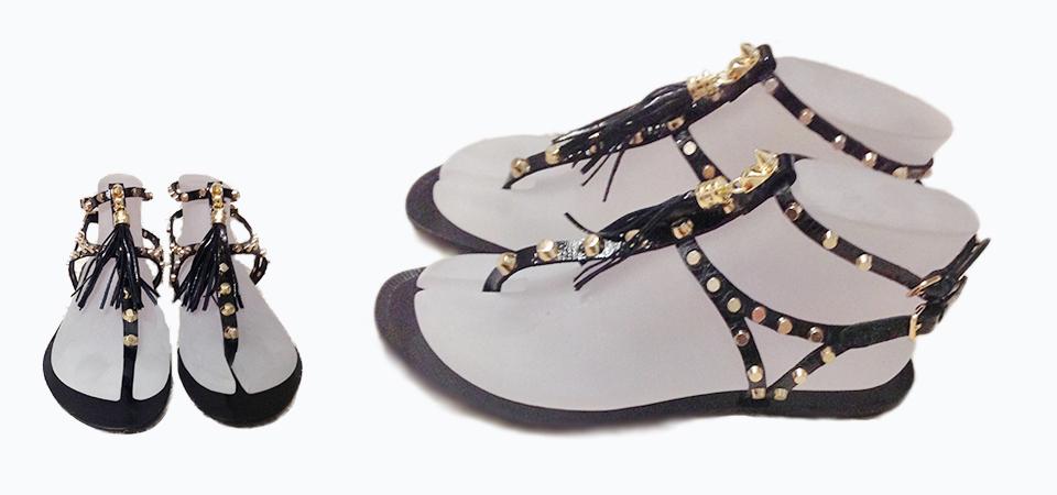 sandalo donna evolution