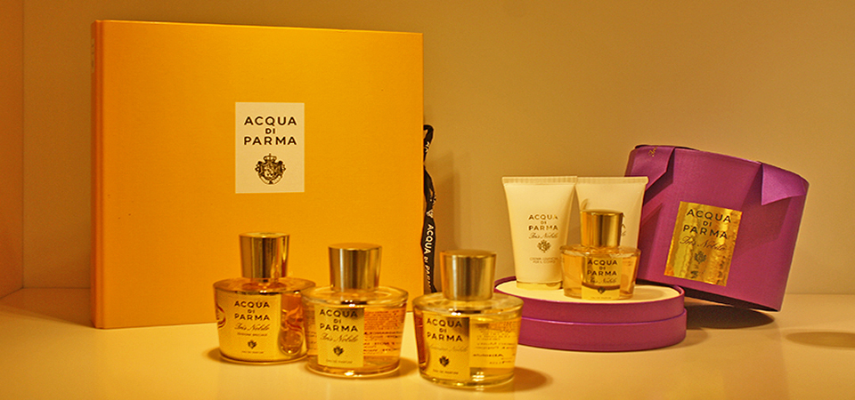 Evolution boutique - Acqua di Parma