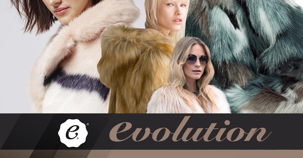 collezioni pellicce ecologiche Outlet Donna