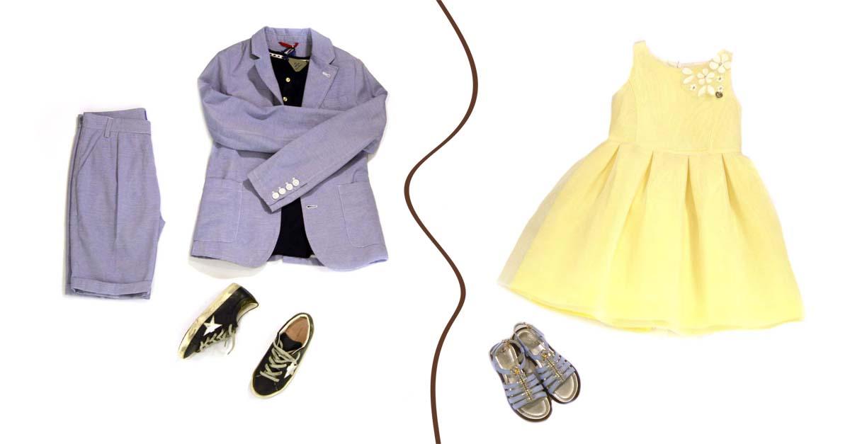 Abiti cerimonia bambini - Evolution Outlet Abbigliamento Junior Polignano a Mare - Fay - Carlo Pignatelli
