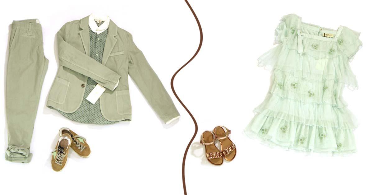 Abiti cerimonia bambini - Evolution Outlet Abbigliamento Junior Polignano a Mare - Gucci - Twin Set