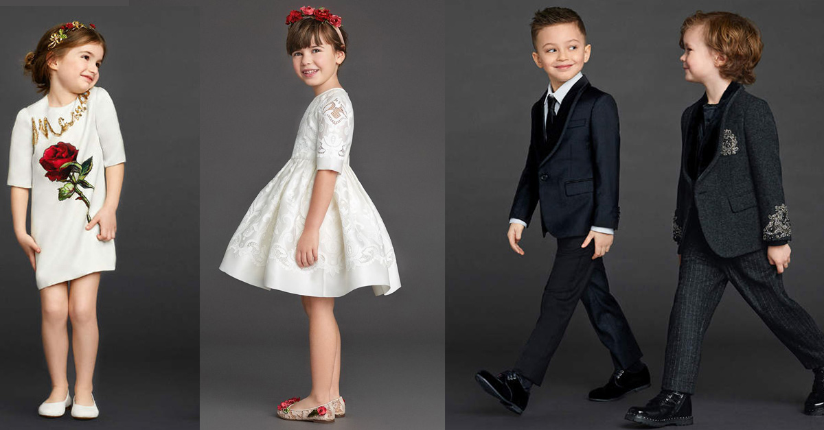 ABITI DA CERIMONIA PER BAMBINI  3 LOOK PER LE GRANDI OCCASIONI - EVOLUTION  OUTLET JUNIOR 24765793bae