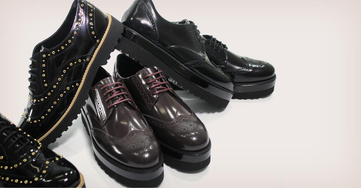 scarpe donna francesine hogan