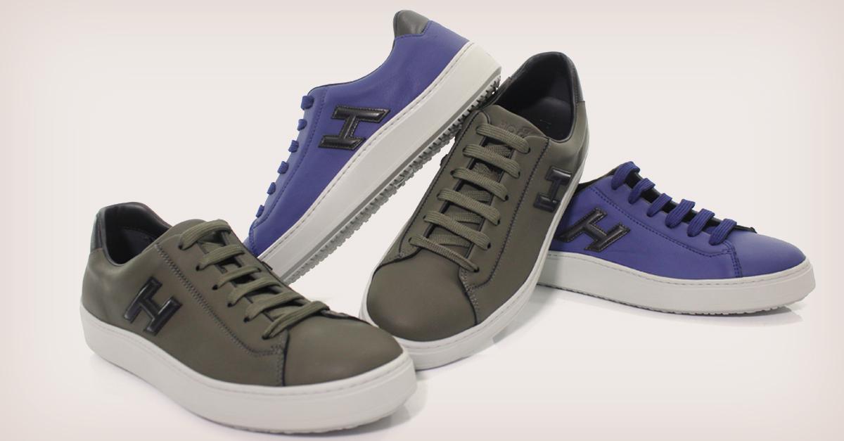 hogan style sneakers uomo collezione invernale