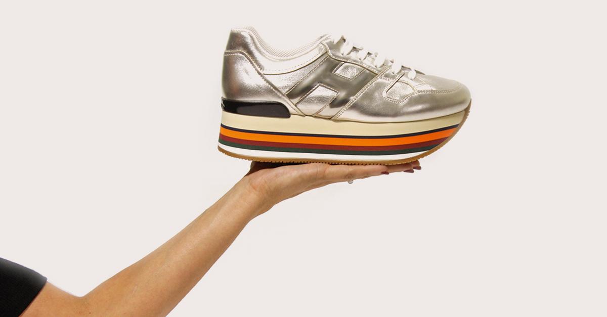 scarpe hogan maxi
