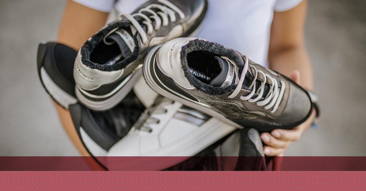 Sneakers, protagoniste della stagione a i 20182019