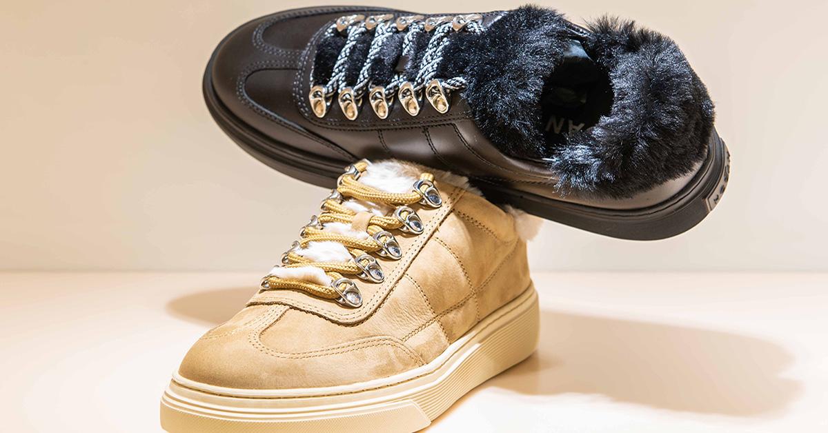 Hogan - sneaker h365 in pelle