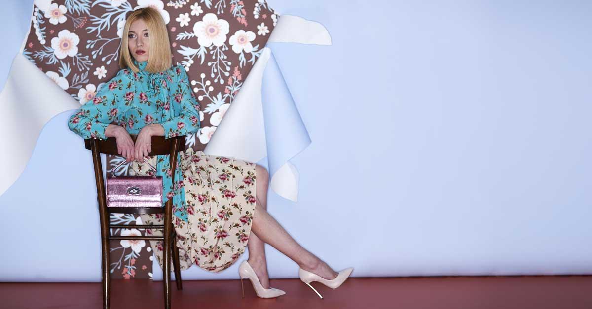 Evolution_floreale_tendenze moda primavera_estate19