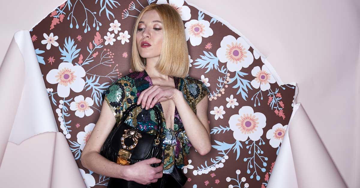 Evolution_gold_Tendenze moda Primavera-estate19