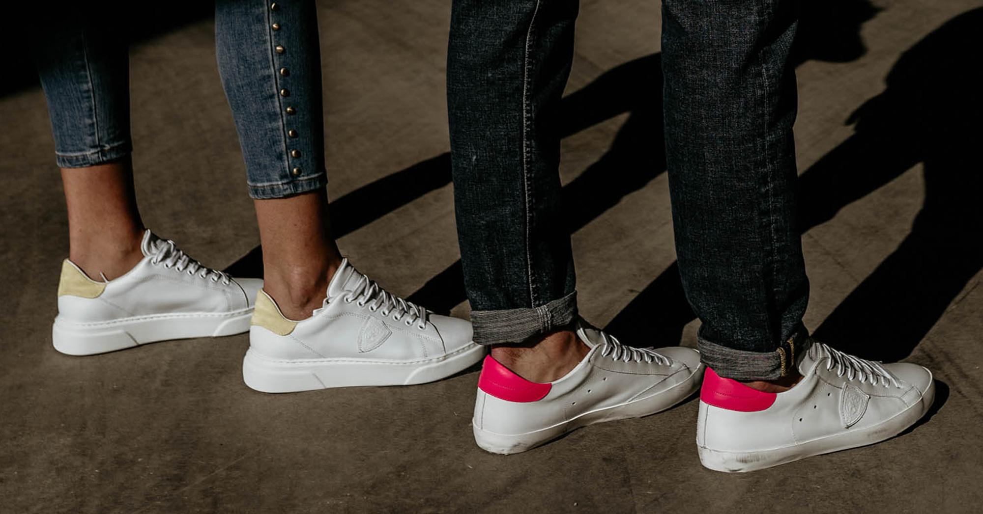 Philippe Model_ calzature uomo e donna_ Evolution Boutique