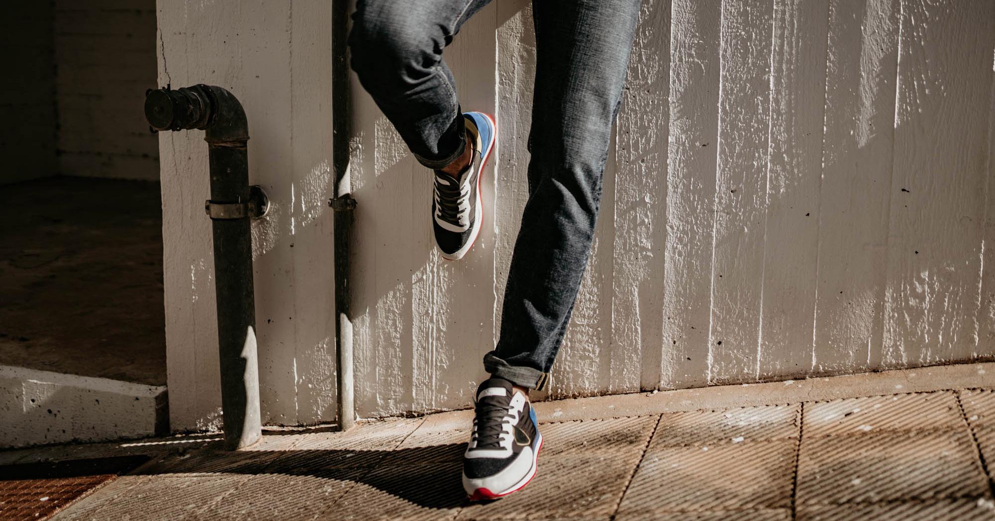 Philippe Model_ calzature uomo_ Evolution Boutique