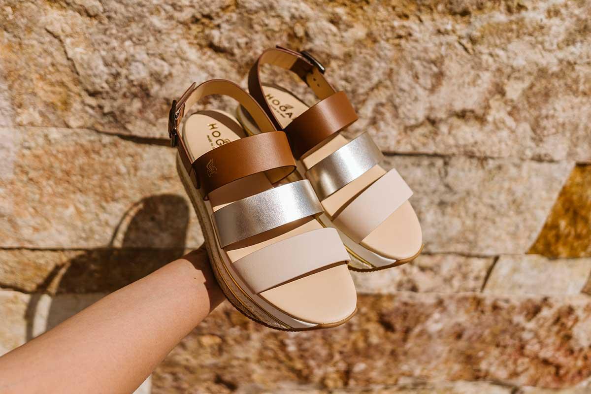 Zeppe Hogan donna, oltre 100 modelli di calzature