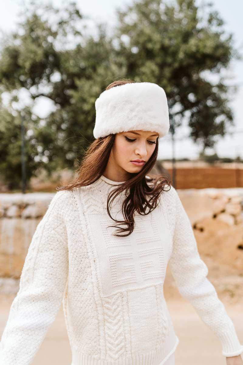 Autunno inverno 2020_look bianco