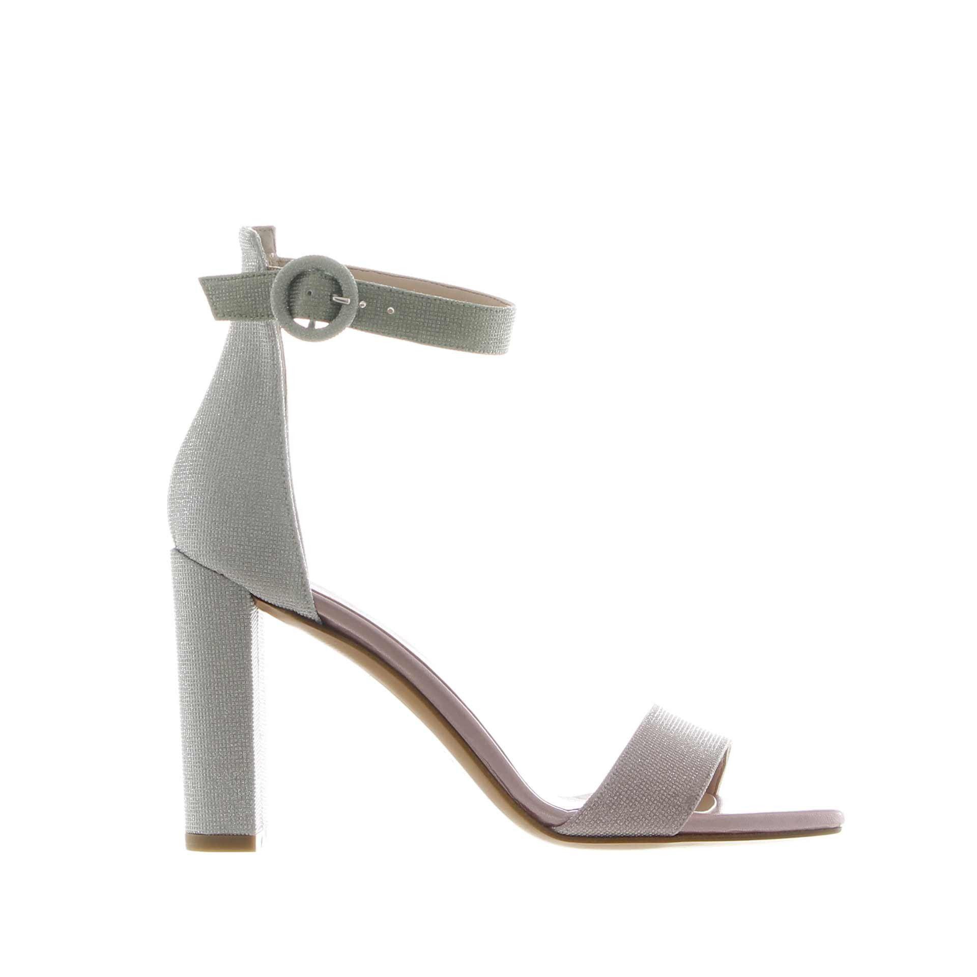 Albano sandalo in lurex da donna