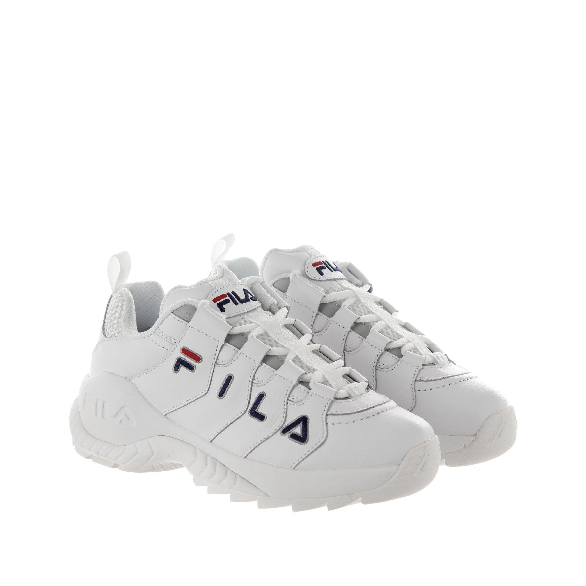Fila sneaker countdown low in pelle da donna