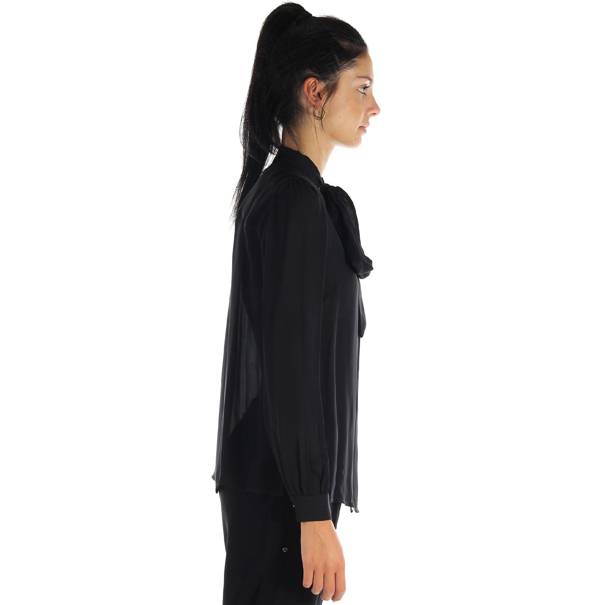 Michael kors camicia 100% seta da donna