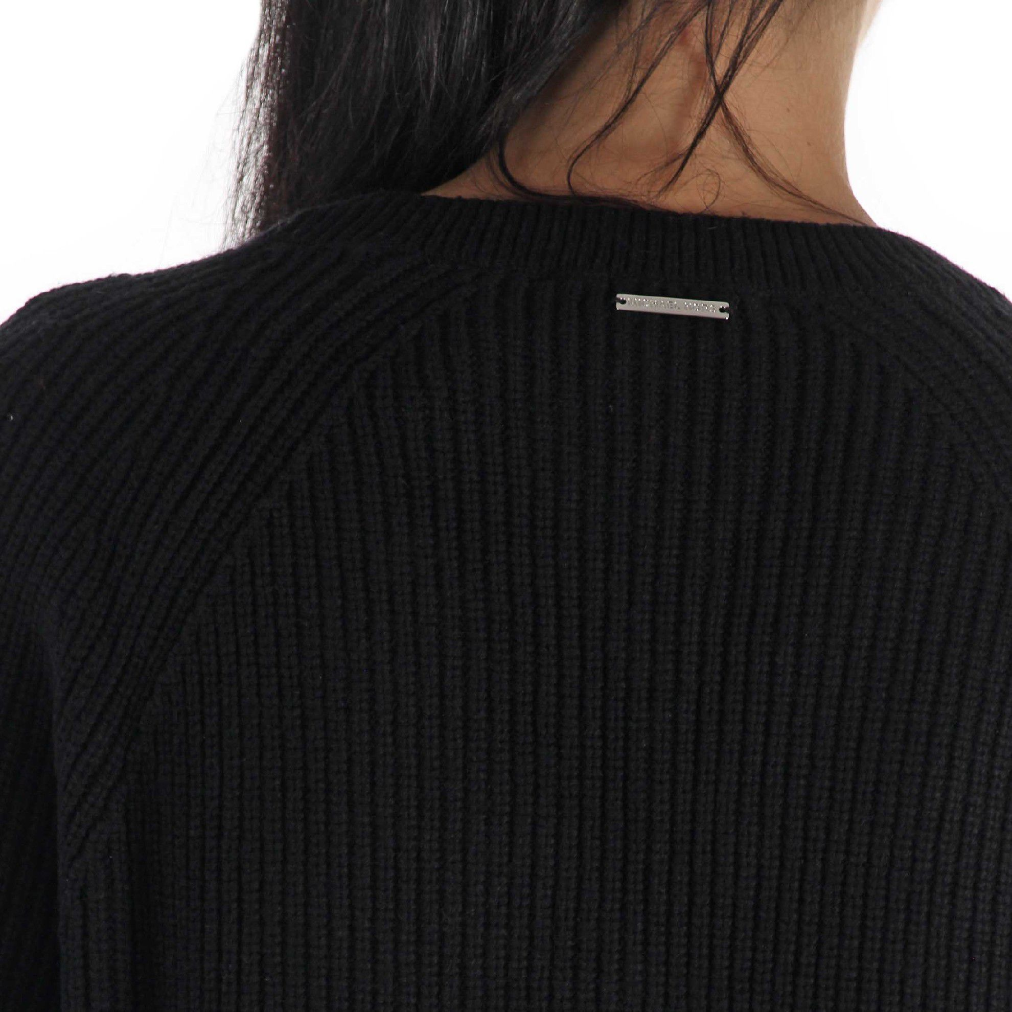 Michael kors pullover in misto lana da donna