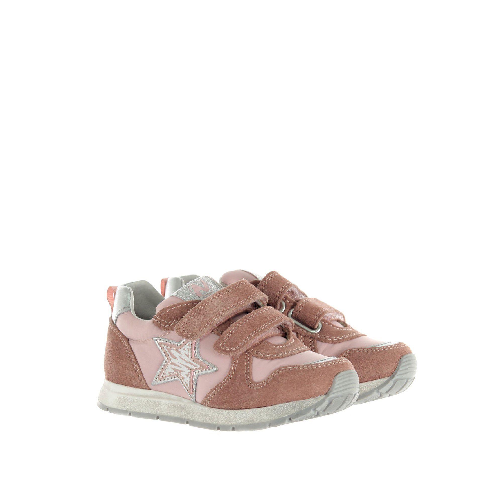 Naturino sneaker con stella da bambina