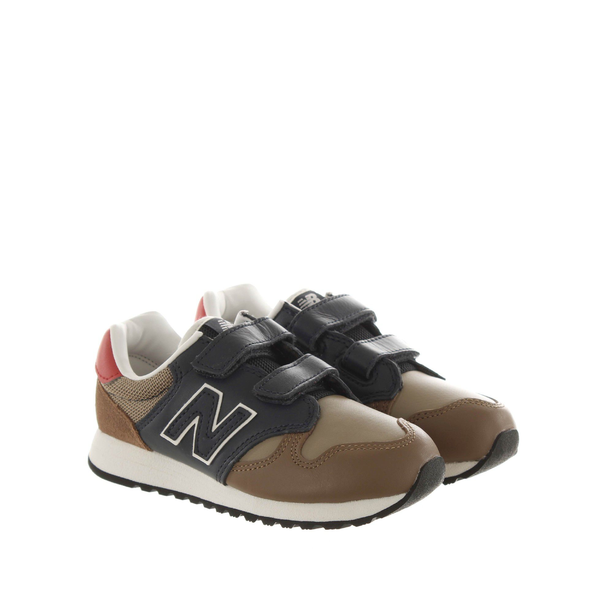 New balance sneaker 520 in pelle e mesh da bambino