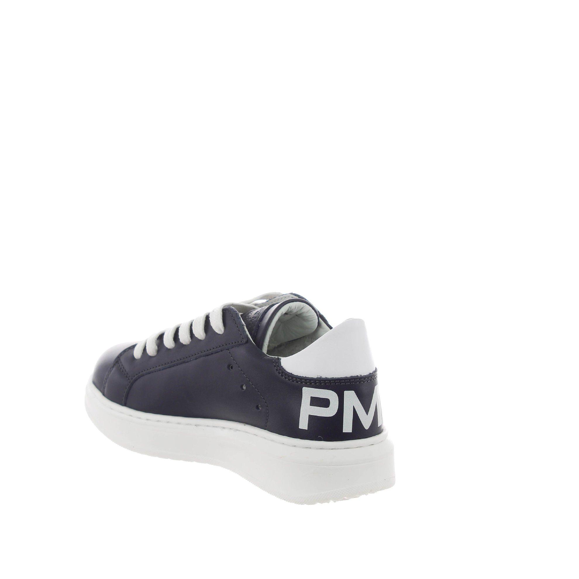Philippe model sneaker granville in pelle da bambino
