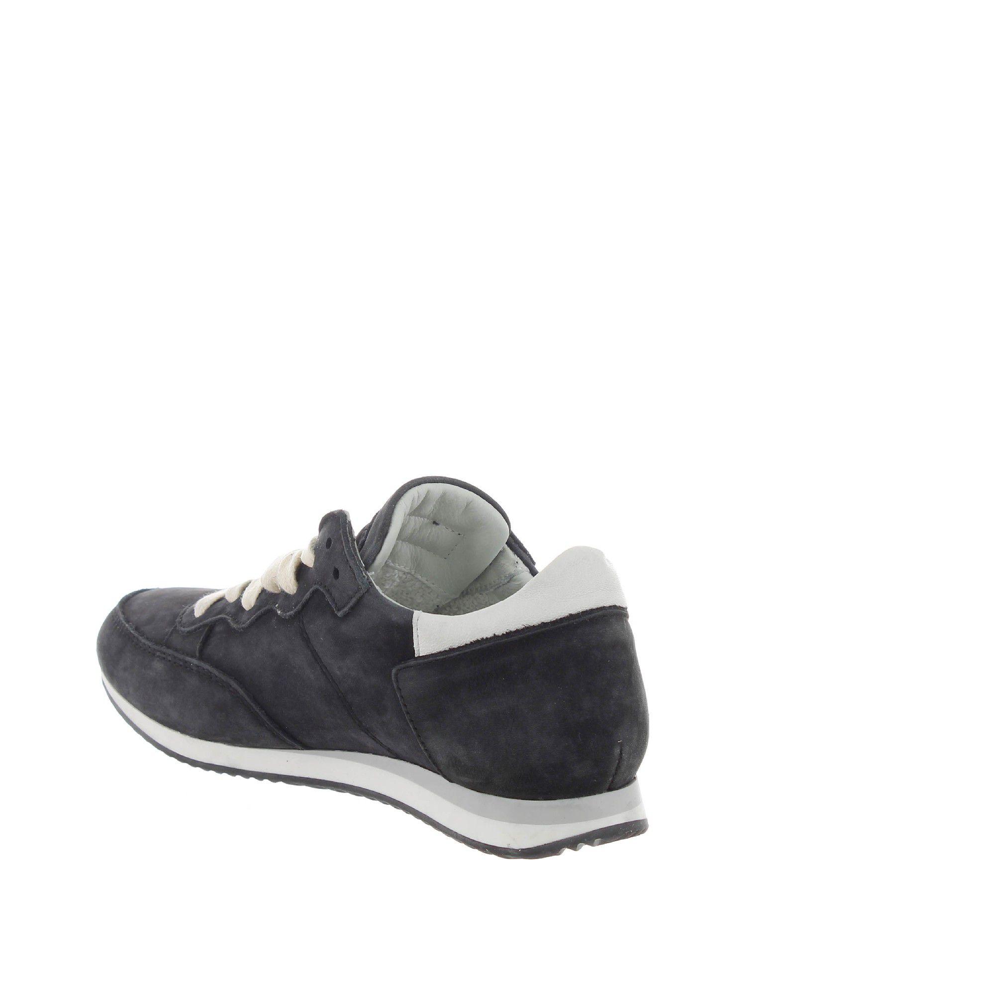 Philippe model sneaker tropez in nabuk da bambino