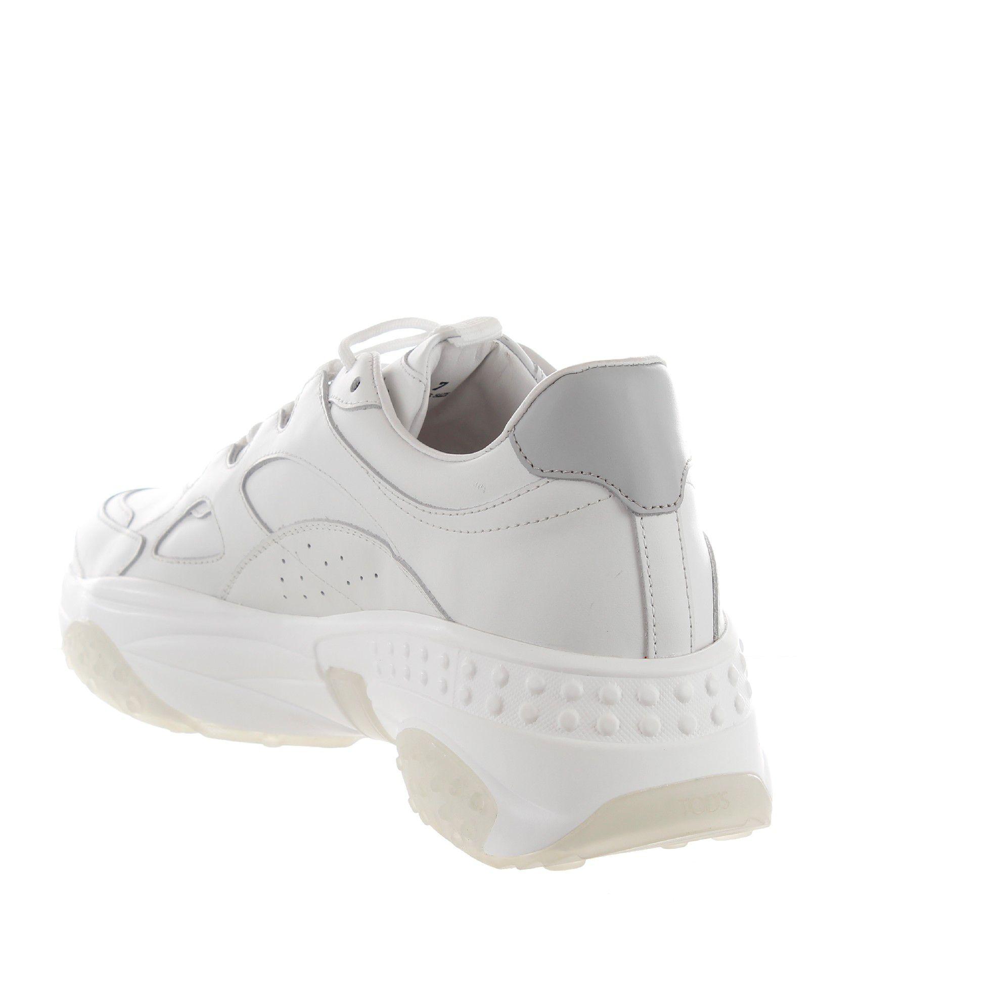 Tod's chunky sneaker in pelle da uomo