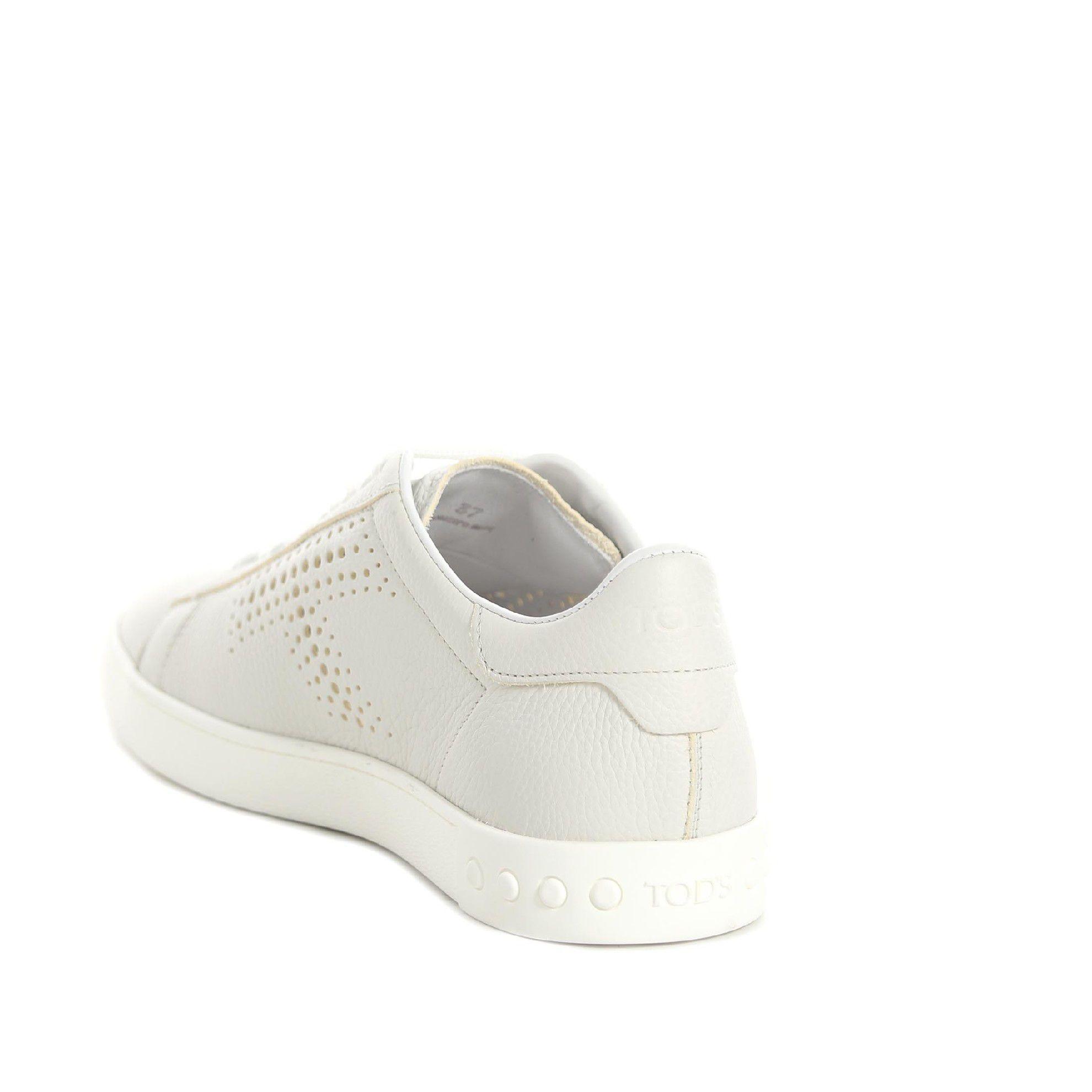 Tod's sneaker in pelle da donna