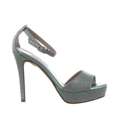 Sandalo in lurex