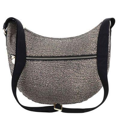 Luna bag middle in nylon riciclato