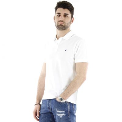 Polo maniche corte piquet light
