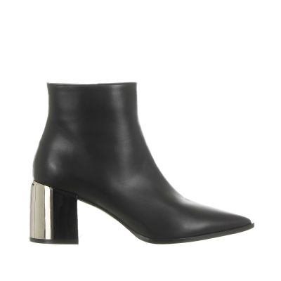 Stivaletto babycalf in pelle
