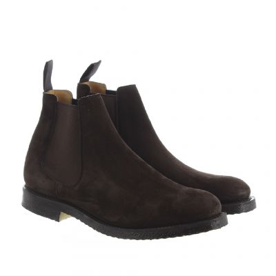 Stivaletto chelsea greenock in suede