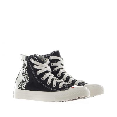 High-top love fearlessly chuck taylor all star