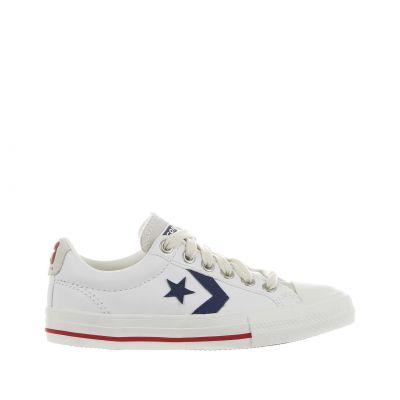 Sneaker leather star player low top