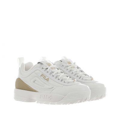 Sneaker disruptor premium in pelle