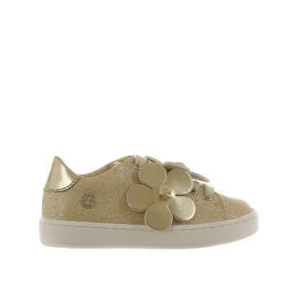 Sneaker in glitter