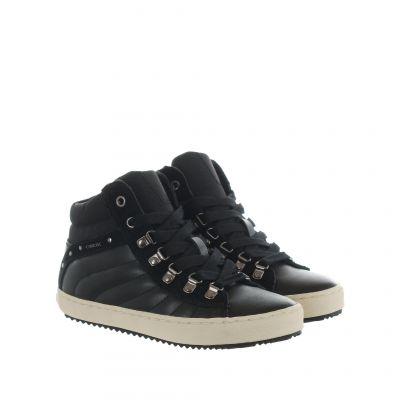 Sneaker kalispera in pelle trapuntata