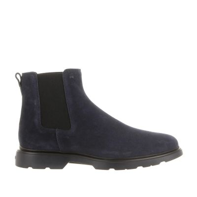 Chelsea boot h393 in suede
