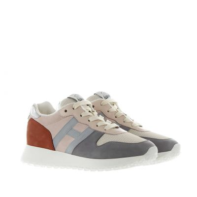 Sneaker h429 in nabuk
