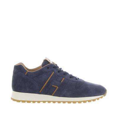 Sneakers h383 in suede