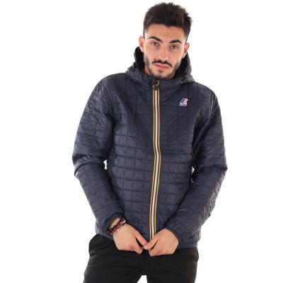Le vrai claude quilted lt warm