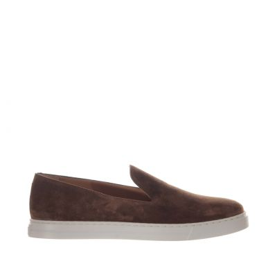 Slip-on in suede