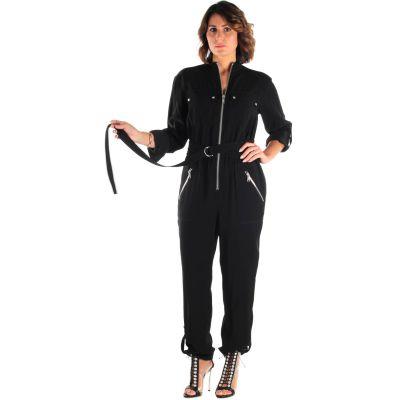 Jumpsuit con cintura elastica