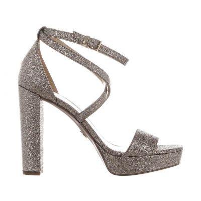 Sandalo charlize platform in glitter
